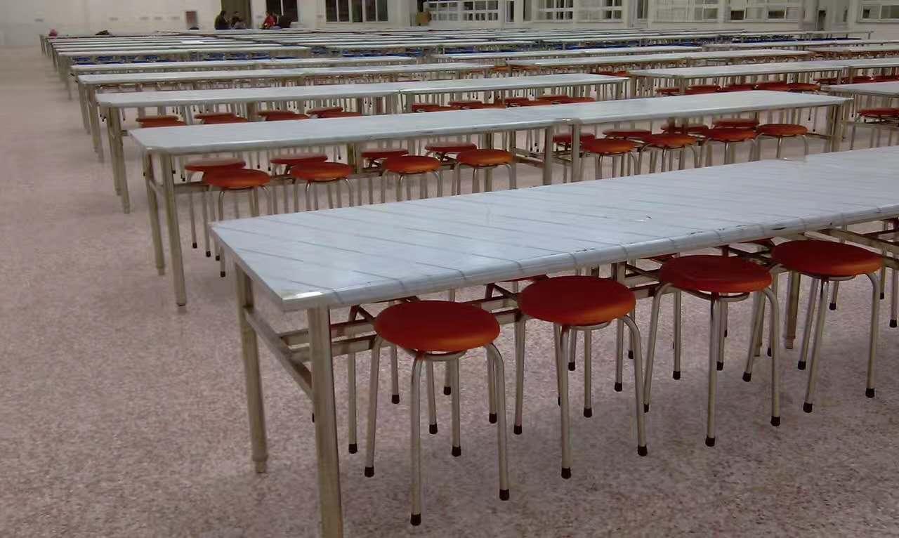 东营市高校食堂餐桌椅出售