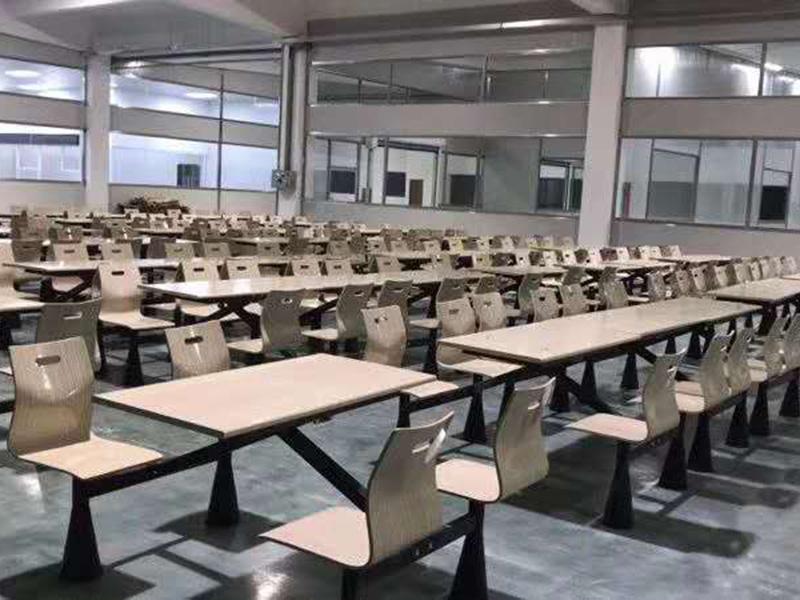 四川公司食堂餐桌椅多少钱