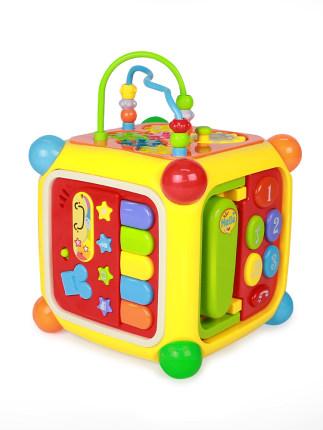黑龙江谷雨六面体智立方早教益智幼儿玩具报价