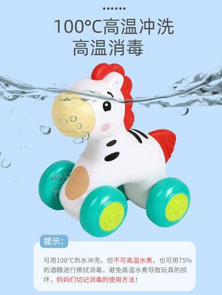 浙江guyusi只小动物学爬玩具na家好