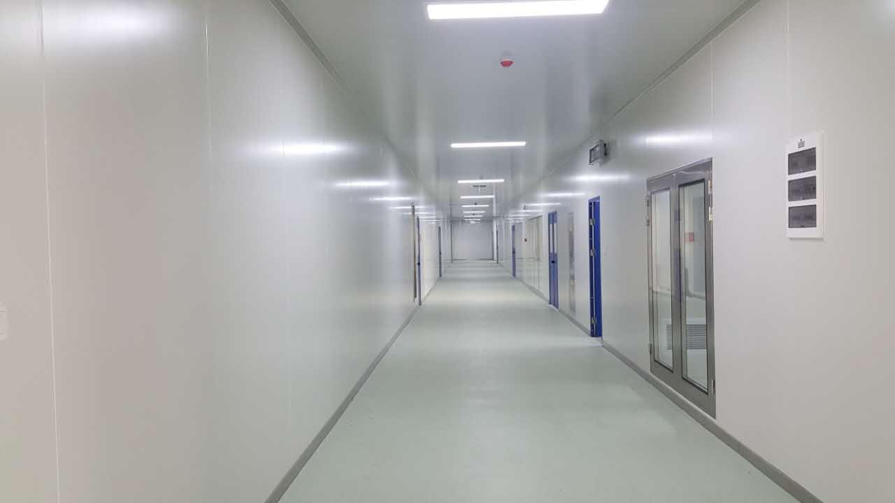 哈尔滨药厂净化-佳木斯无尘车间-大庆无尘车间
