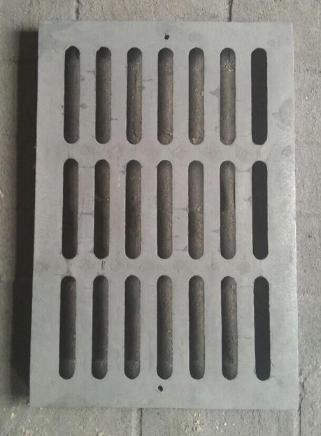 井盖被炸-双箅雨水口铸铁井圈-边沟式单箅雨水口铸铁井圈井盖