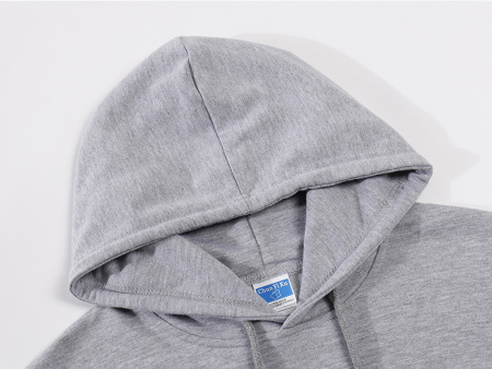 广东纯棉卫衣-团建灰色卫衣-灰色卫衣团建