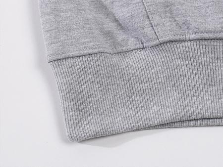 加绒加厚卫衣-团队单色加厚卫衣-加厚纯棉团队开衫