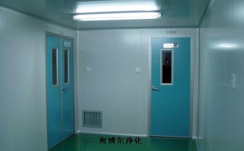 齐齐哈尔厂房净化-佳木斯洁净室-大庆洁净室