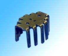 加工叉指形散热器-可靠的叉指形散热器,镇江亚飞电子倾力推荐