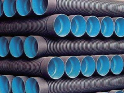 大连双壁波纹管_ HDPE双壁波纹管厂家-认准天薇管业