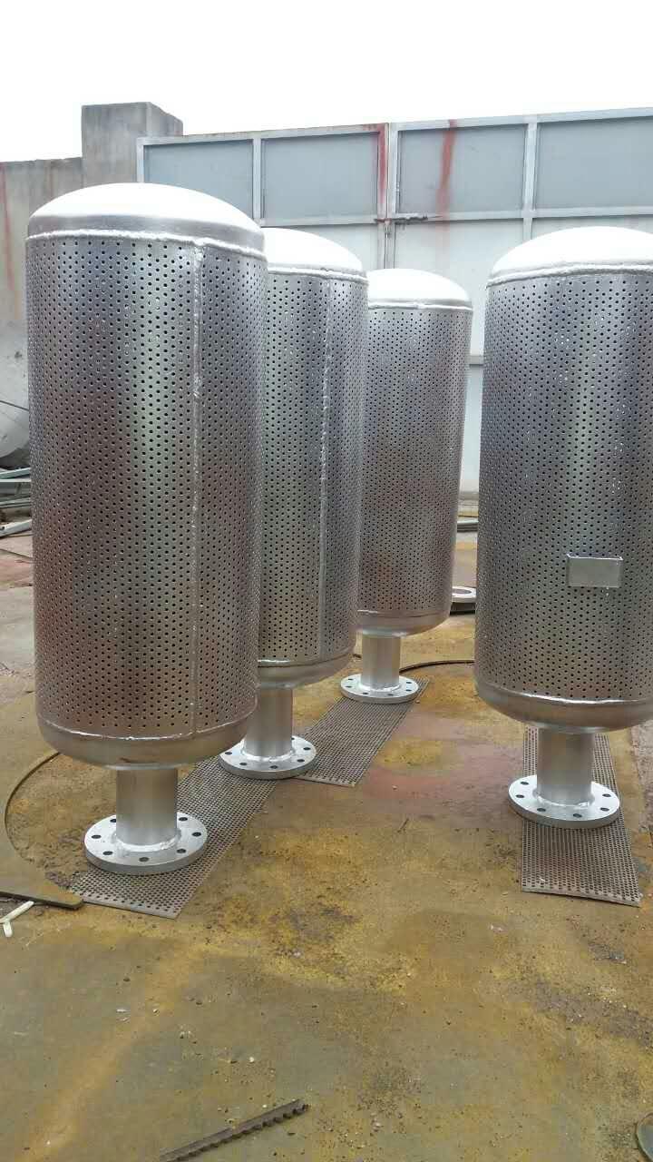 排汽消声器价格实惠-连云港观旭电力节能耐用的蒸汽排汽消声器出售