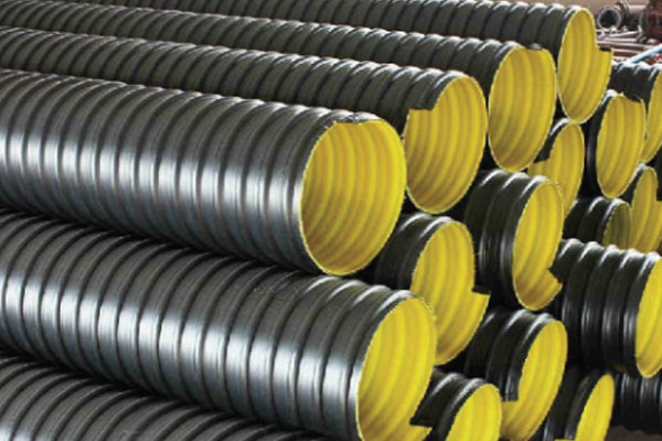 抚顺高密度聚乙烯缠绕结构壁B型管批发,HDPE克拉管厂商