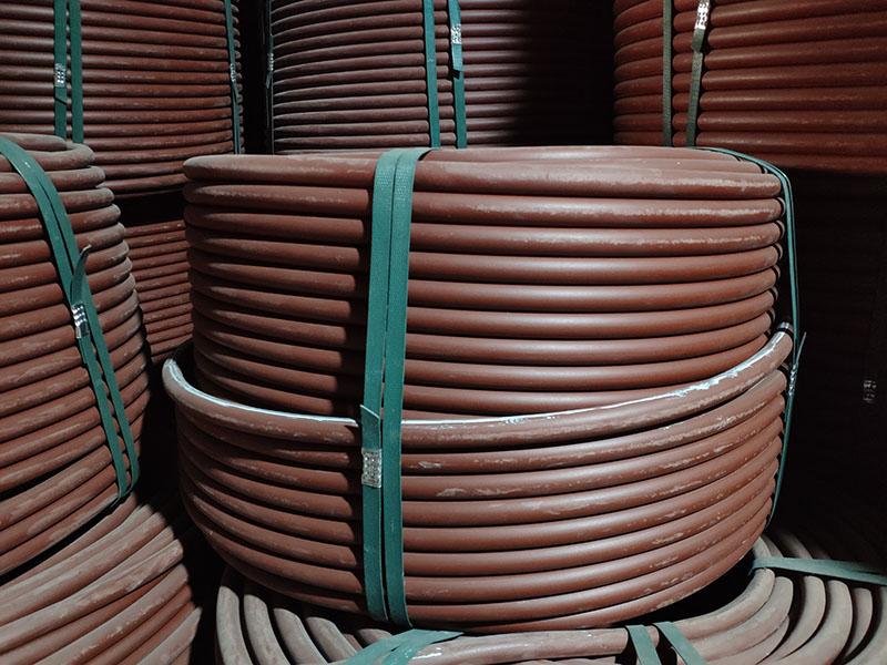 寧夏聚乙烯阻燃穿線管廠家-耐用的紅盤管推薦
