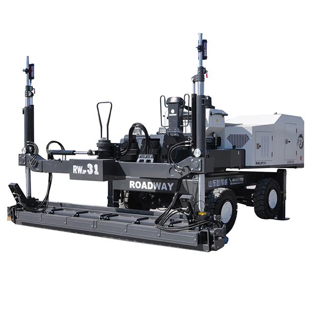 伸缩臂激光整平机路得威国产专业生产激光整平机厂家