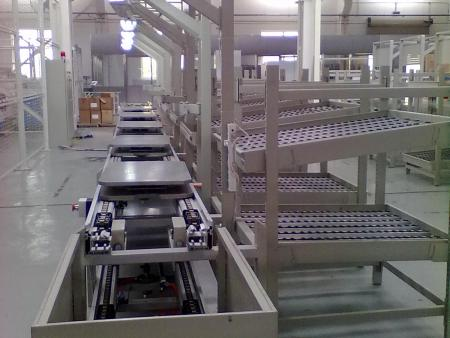 嘉兴升降机倍速链线生产厂家