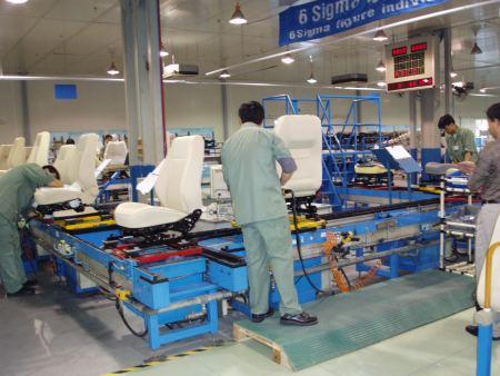 绍兴升降机倍速链线生产厂家