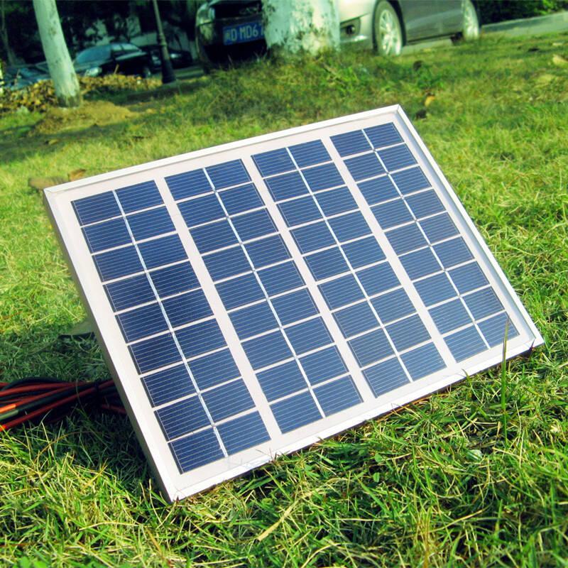 茂名市10W单晶太阳能板公司