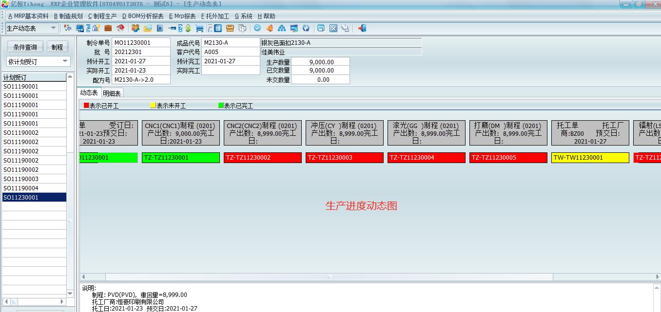 電器erp軟件,電器加工erp軟件,erp生產管理系統