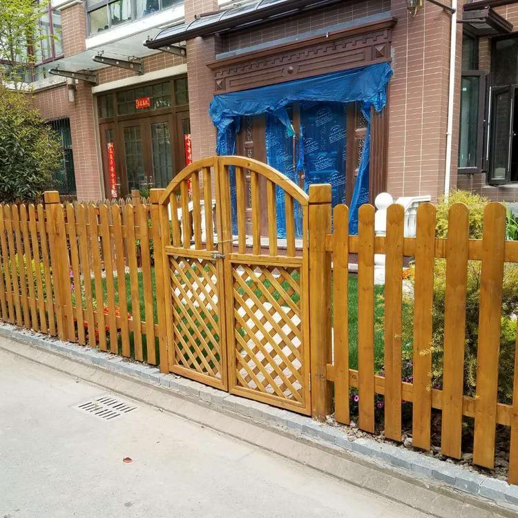 景观塑木护栏