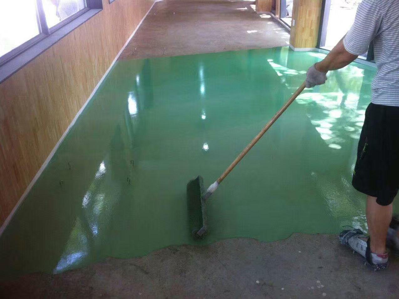 兰州水泥自流平地坪