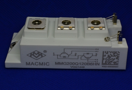 MMG200Q120B6HN宏微IGBT模块