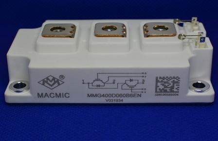 MMG400D060B6EN宏微IGBT模块
