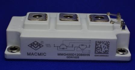 MMG400D120B6HN宏微IGBT模块