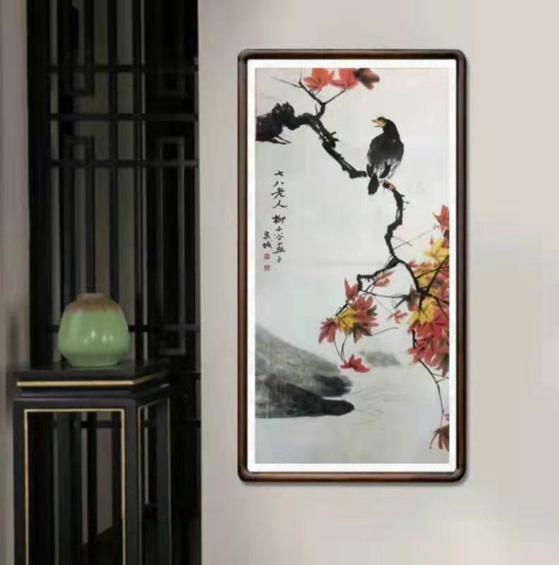 韶关�风水画-出售出色的风水画