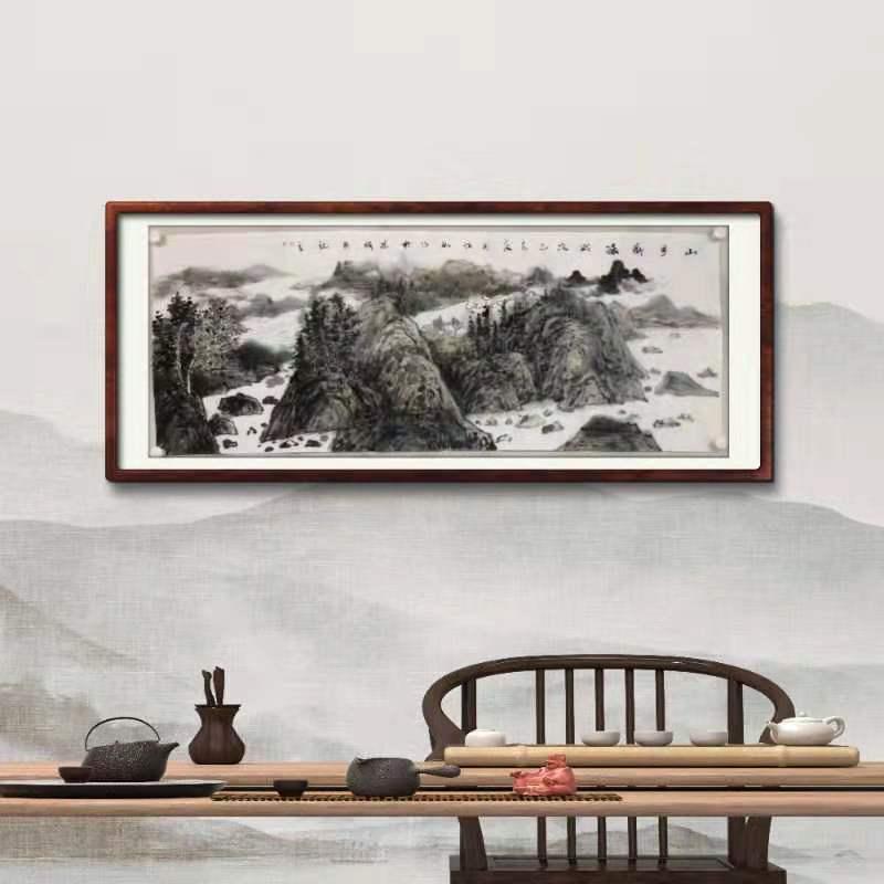 邯郸买风水山水字画平台-名家手笔-家居装饰画