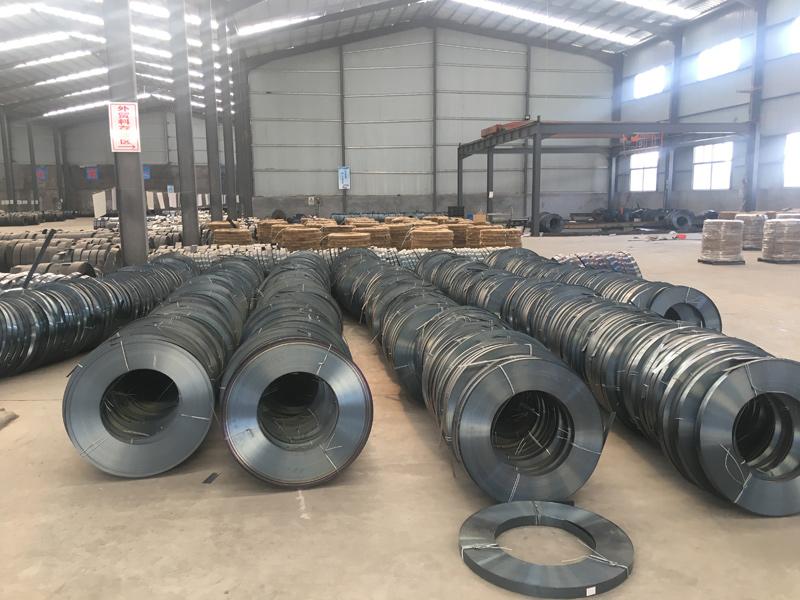 吉林水蓝热处理钢带多少钱一吨