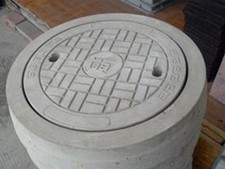 混凝土井盖