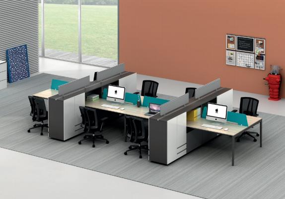 办公屏风桌BSHT-PF001