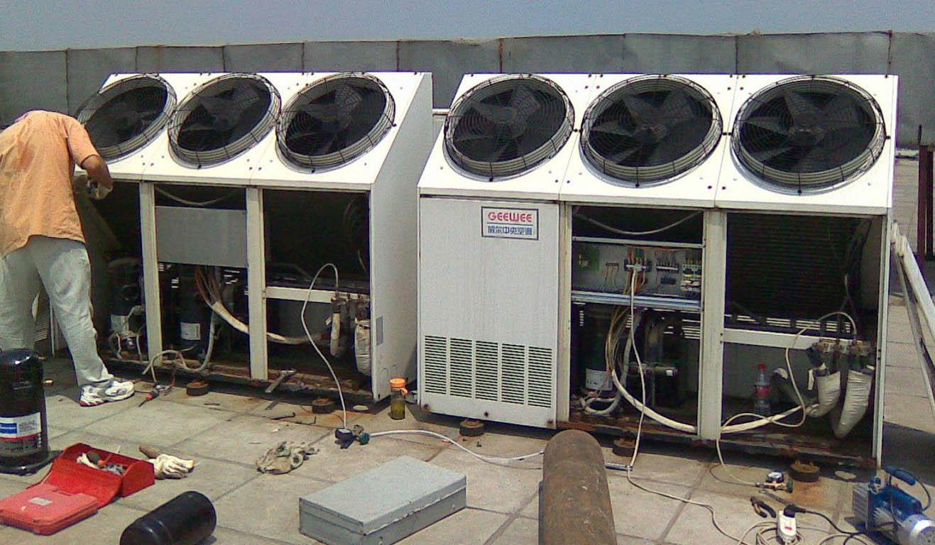 威海高區各種制冷設備安裝維修維保熱線15098121920