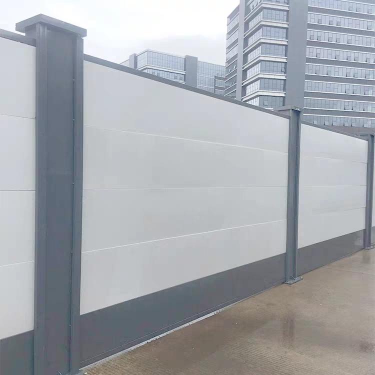 广州装配式方钢结构A1-2围蔽-标准化C类围挡现货