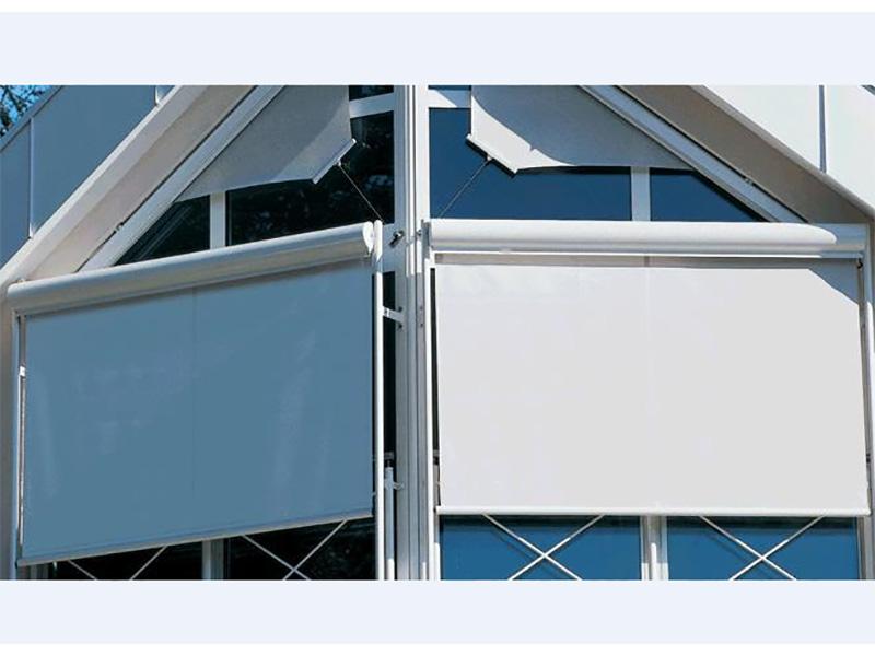 白银户外遮阳棚安装