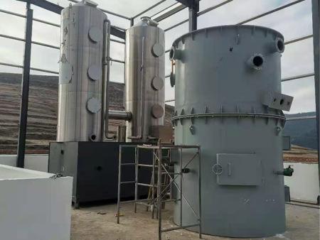 品牌保证 甘肃垃圾热解设备厂家-侧摇式垃圾热解设备