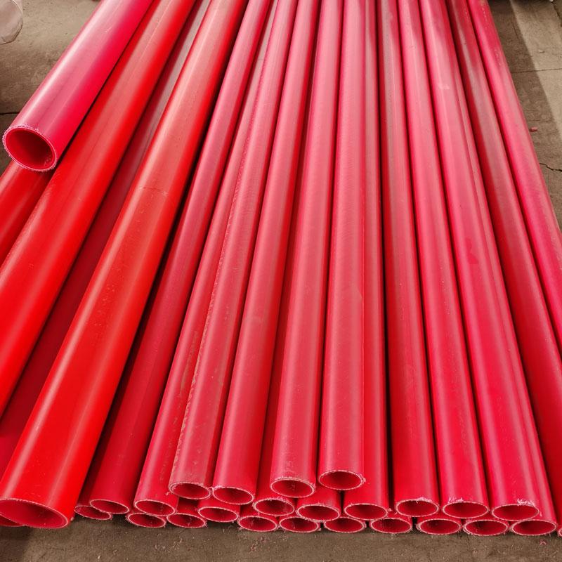 东锐天和厂家定制煤矿用纤维增强聚乙烯液体管 价格优惠