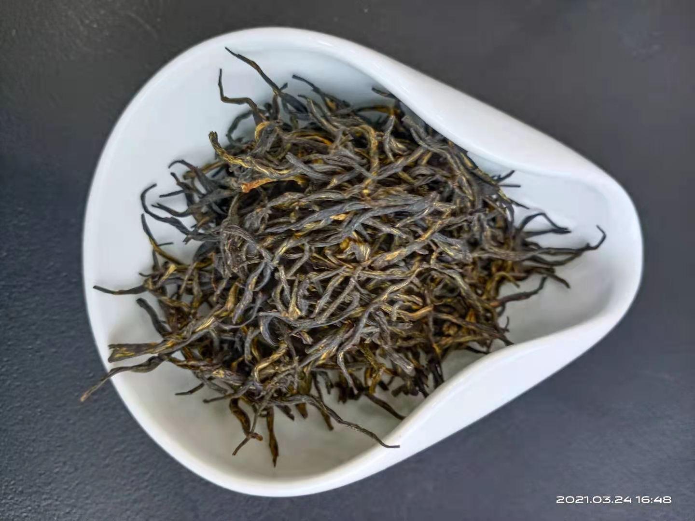 重庆古树红茶加工