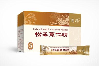 重庆国珍松苓红豆薏仁粉怎么喝