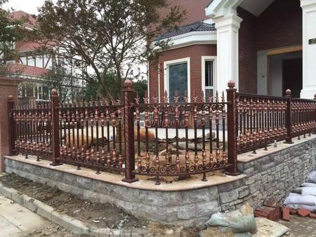 烟台铝艺护栏-安平铝艺护栏定做-安平铝艺护栏价格