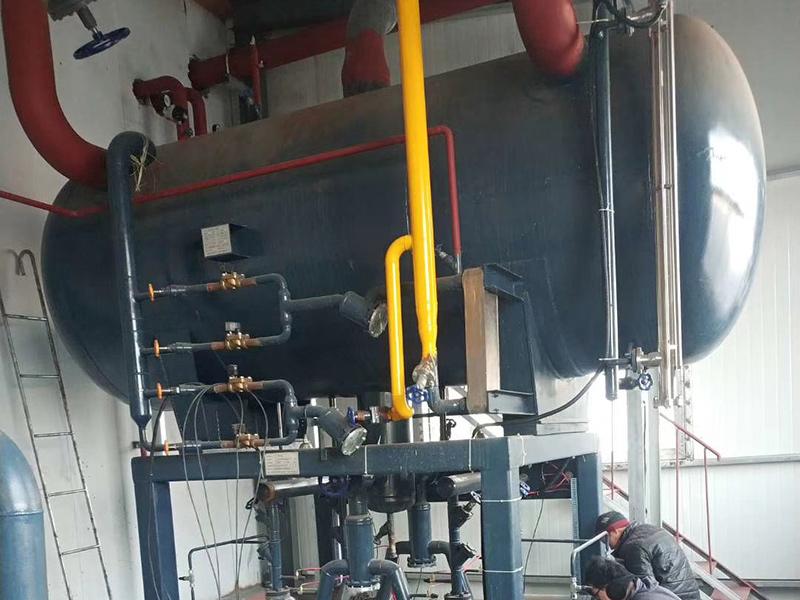 扬州氟利昂桶泵制冷机组原理