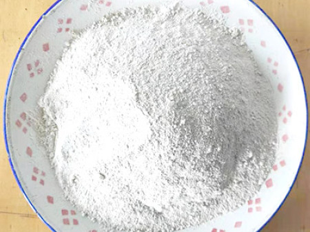 蘭州白灰廠家告知大家如何分辨優劣的白灰粉