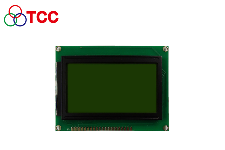 海南128x64仪表单色屏价格