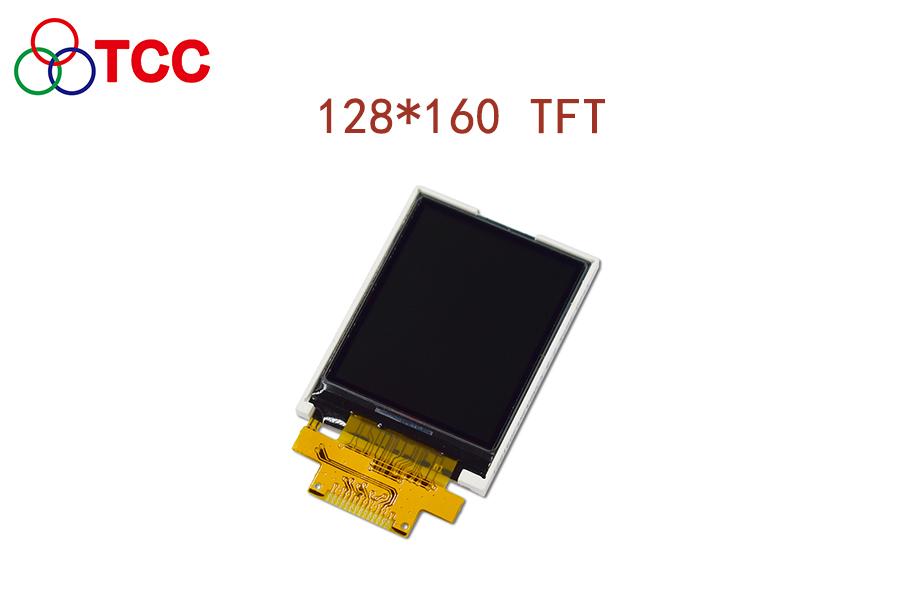 1.77寸TFT128*160彩色液晶显示屏模块