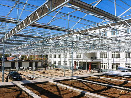 吉林大棚玻璃溫室設計生產