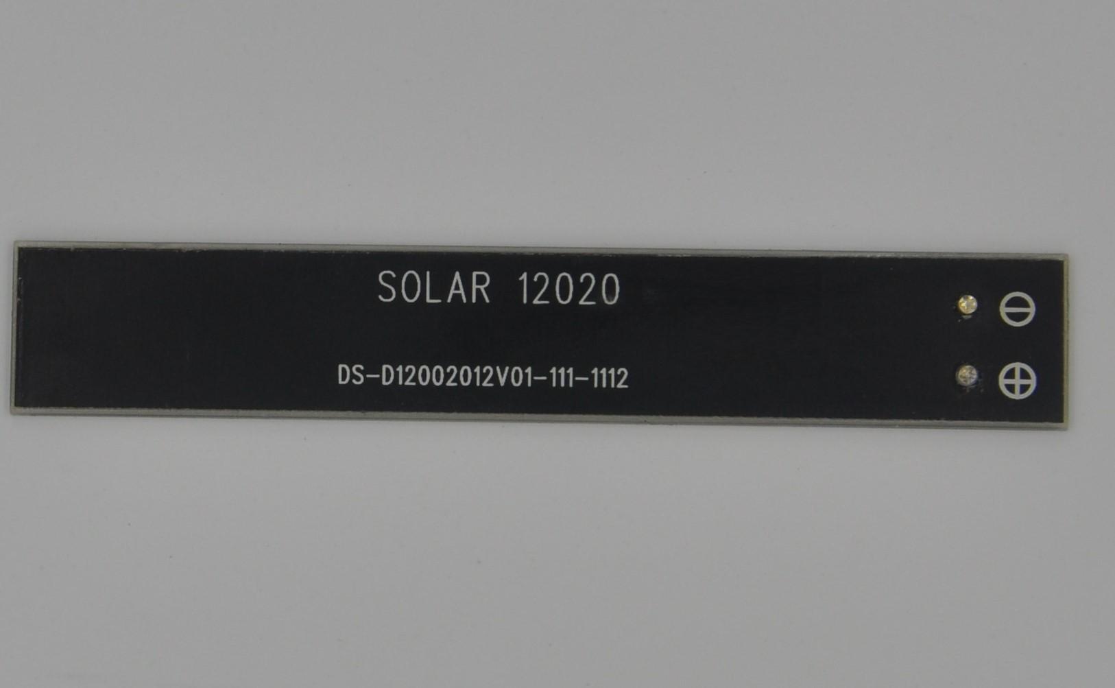 1.5W5.5V太阳能板