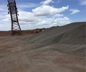 铁矿石原料