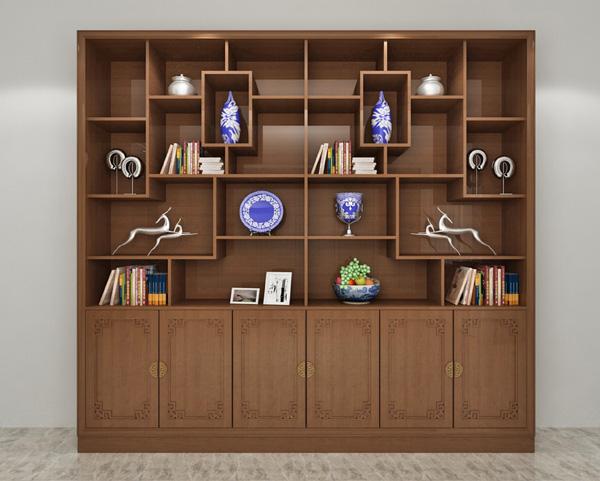 铝合金书柜