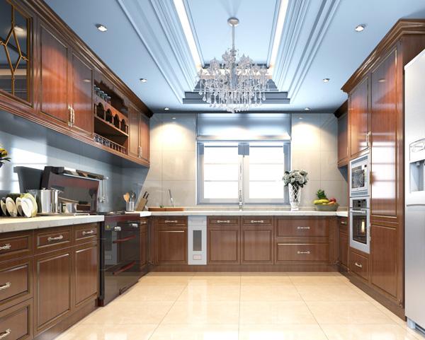 铝合金厨房