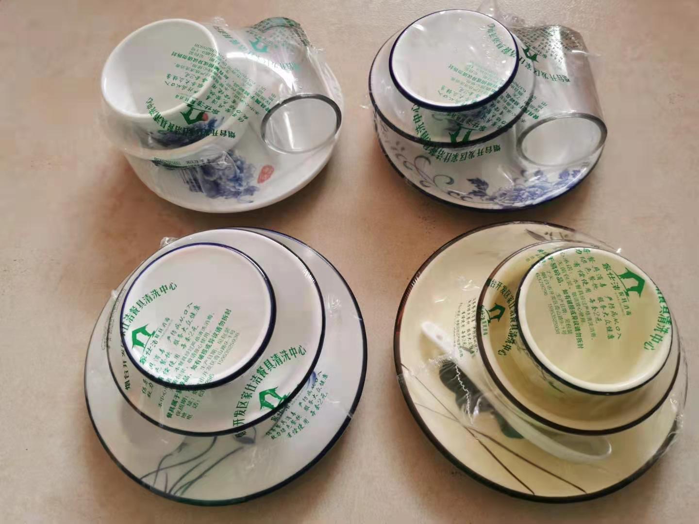 【家仕洁餐具】烟台消毒餐具配送 烟台消毒餐具配送公司