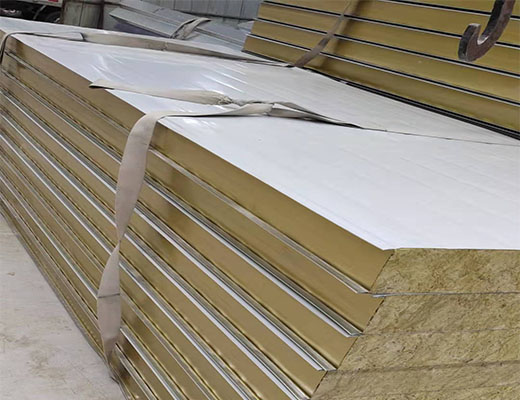 沈阳岩棉复合板,禾田昌鑫价格低,质量好