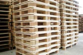 广安刨花板木托盘加工