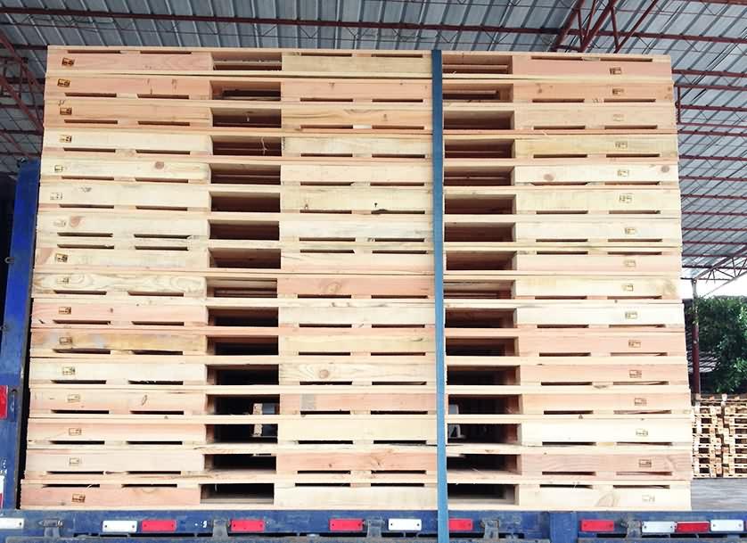 雅安物流木托盘尺寸